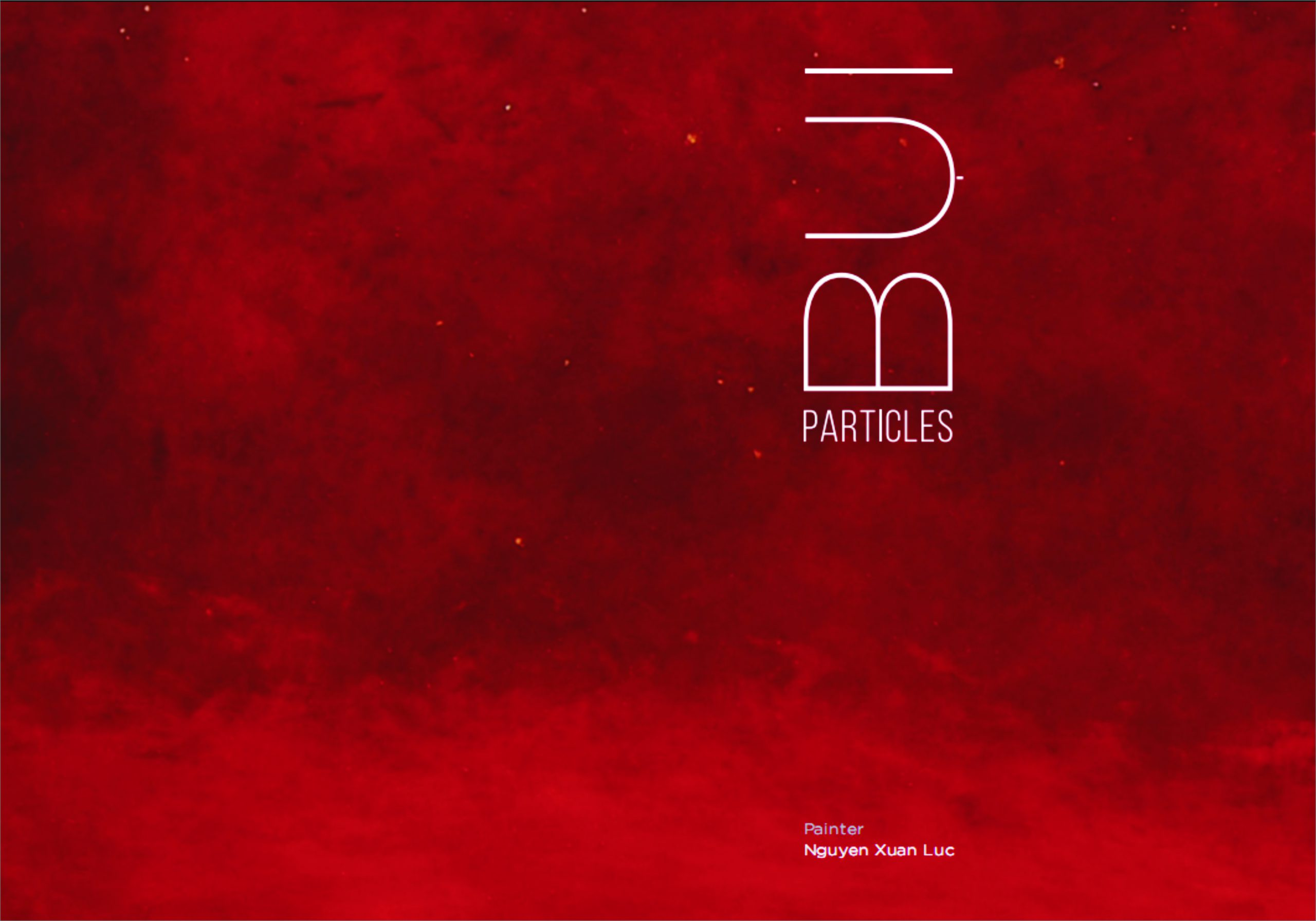 THE PARTICLES SOLO EXHIBITION 2019